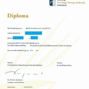 Kopie diploma aanvragen